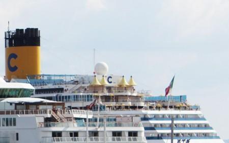 Kreuzfahrtschiff Costa Favulosa Palma de Mallorca