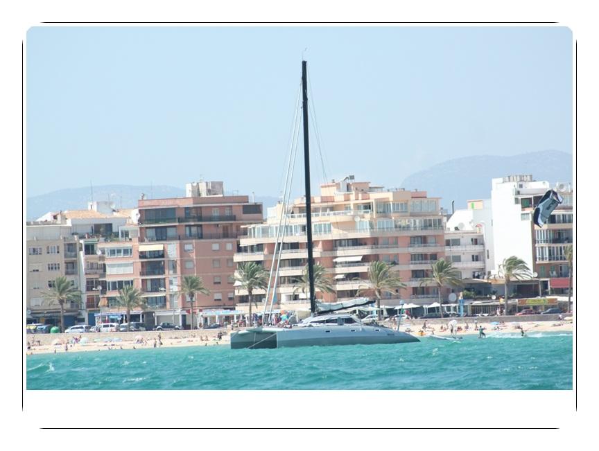 Mit dem Jetboot von Can Pastilla nach Arenal mit 70km/h über die Wellen