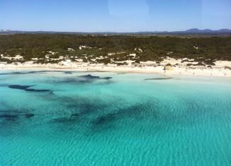Es Trenc Karibikstrand im Süd Osten von Mallorca - Blog Portal Mallorca