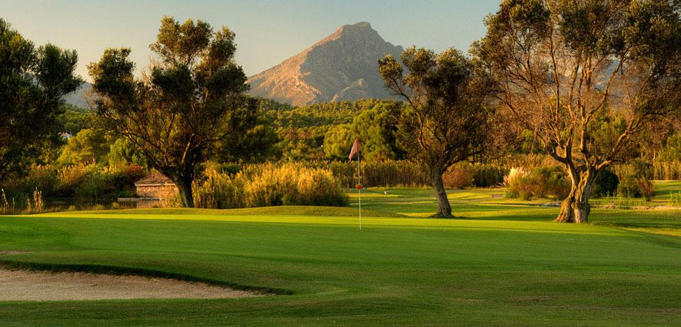 golf platz santa ponsa 1