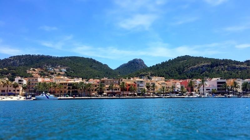 Andratx Mallorca im Südwesten der Balearen