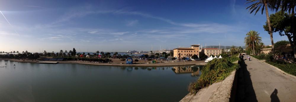 Park TUI Marathon 2014 Palma de Mallorca