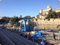Kids Park TUI Marathon 2014 Palma de Mallorca