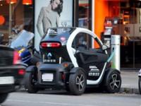 Elektroauto in Palma de Mallorca befreit von Parkgebuehren