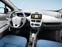 Renault ZOE Armaturenbrett