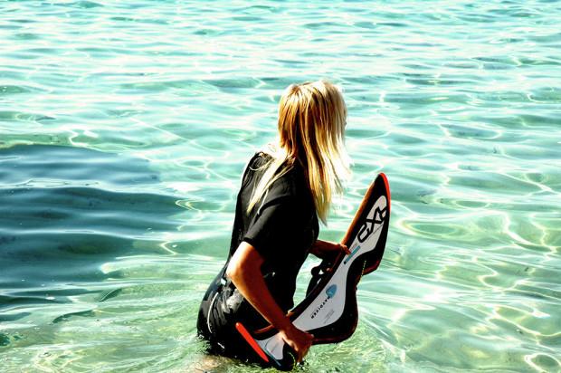 Raydiving der neue Trend Wassersport auf Mallorca
