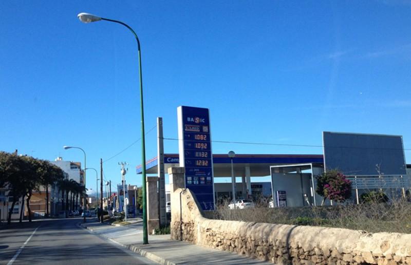Benzinpreise fallen - die günstigste Tankstelle auf Mallorca finden