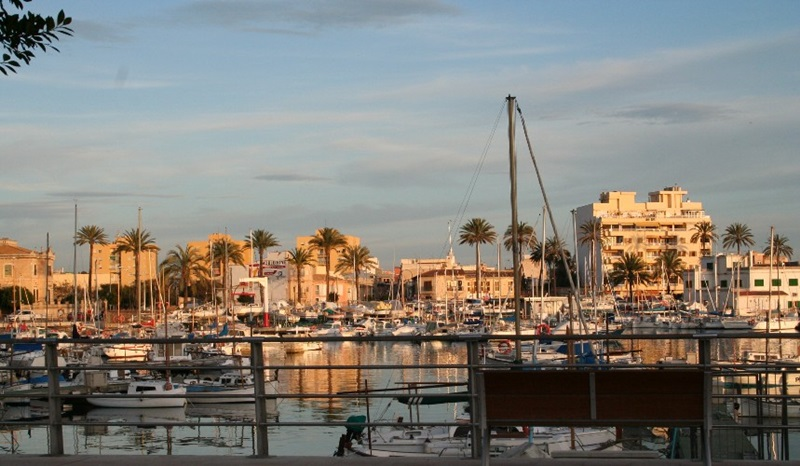 Club Nautic Portixol Mallorca