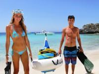 Power Dive Mallorca tauchen ohne Flasche