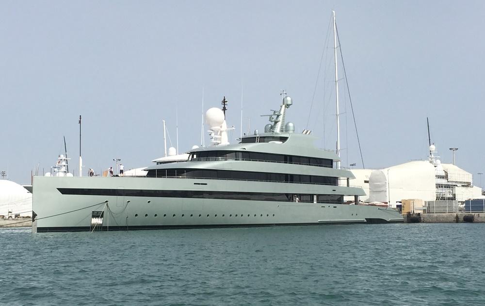 Modernste yacht der welt  Savannah modernste Hybrid Luxusyacht der Welt - NEWS & Blog Portal ...