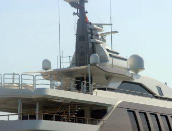 Luxus Yacht JADE Portal Mallorca