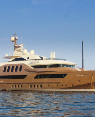 Luxus Yacht Jade
