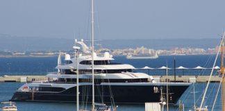 Symphony Super Yacht