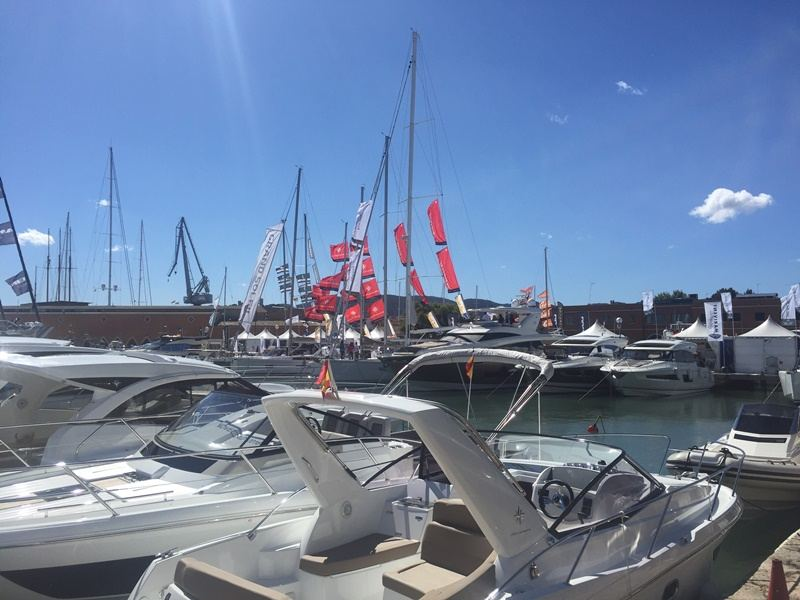 Palma Boat Show Mallorca Bootsausstellung 2016
