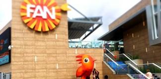 FAN Shopping Center Eröffnung